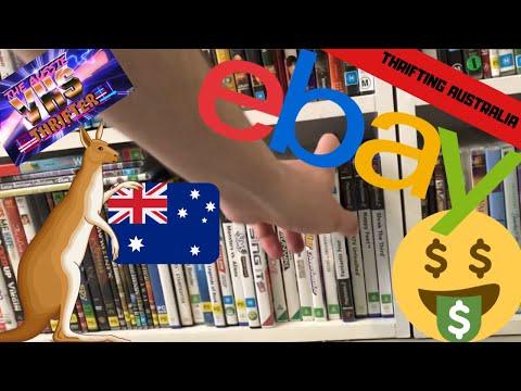 THRIFT HAUL FOR EBAY AUSTRALIA