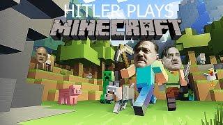 Hitler plays Minecraft: The Noob