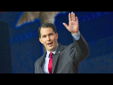 """Nooo, REALLY?!"": Shock As Republican Scott Walker Dodges Evolution Question"