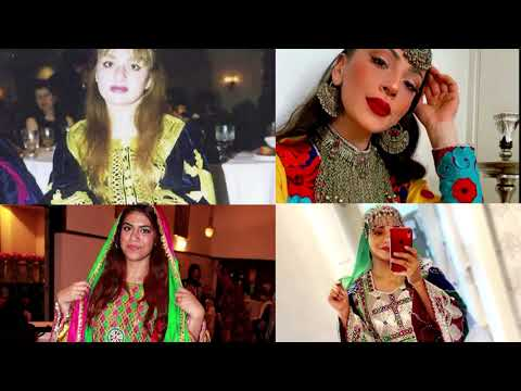 WARNING - GRAPHIC CONTENT:  The Twitter campaign for Afghan women's clothing