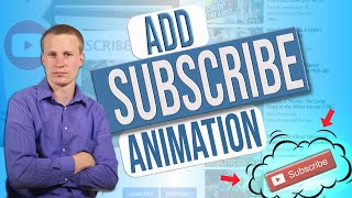 Youtube SUBSCRIBE BUTTON and Notification Bell ANIMATION (FREE) 2019