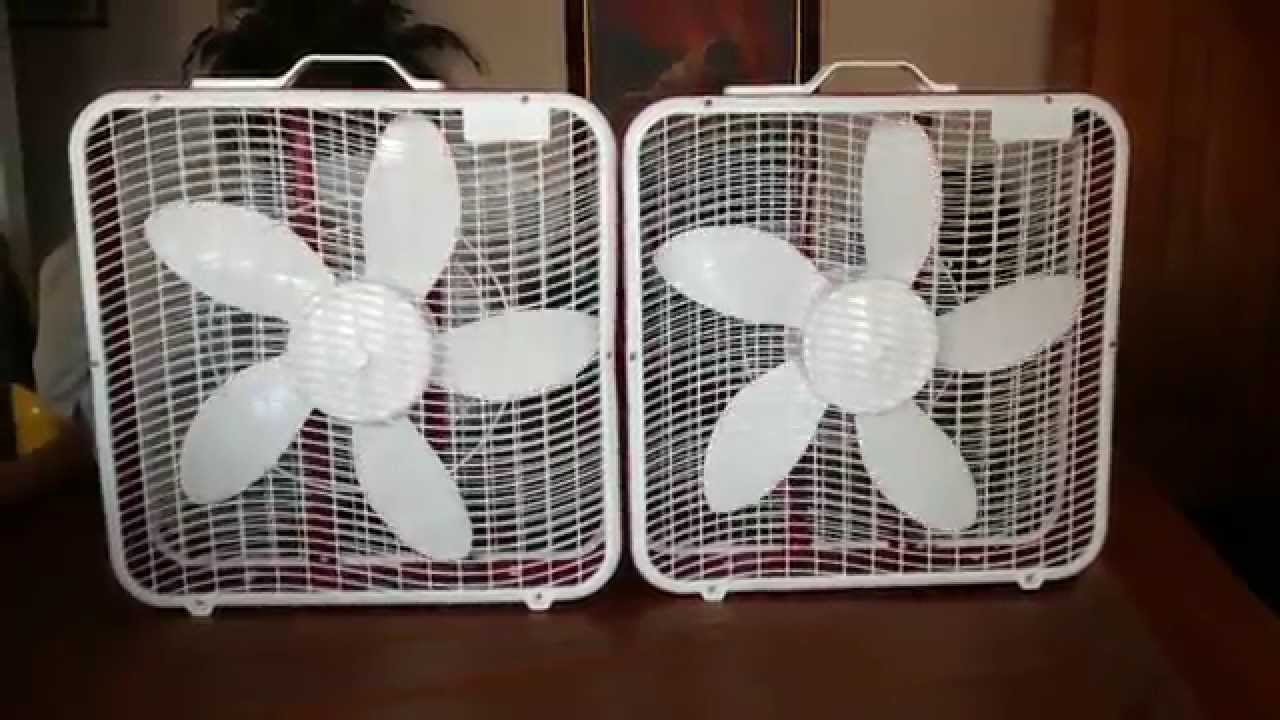 2 Aerospeed Box Fans (Red) & 2 Aerospeed Box Fans (Red) - YouTube Aboutintivar.Com