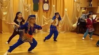 Детский танец Восточные сказки