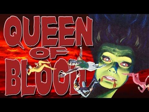 Dark Corners  Roger Corman's Queen of Blood: