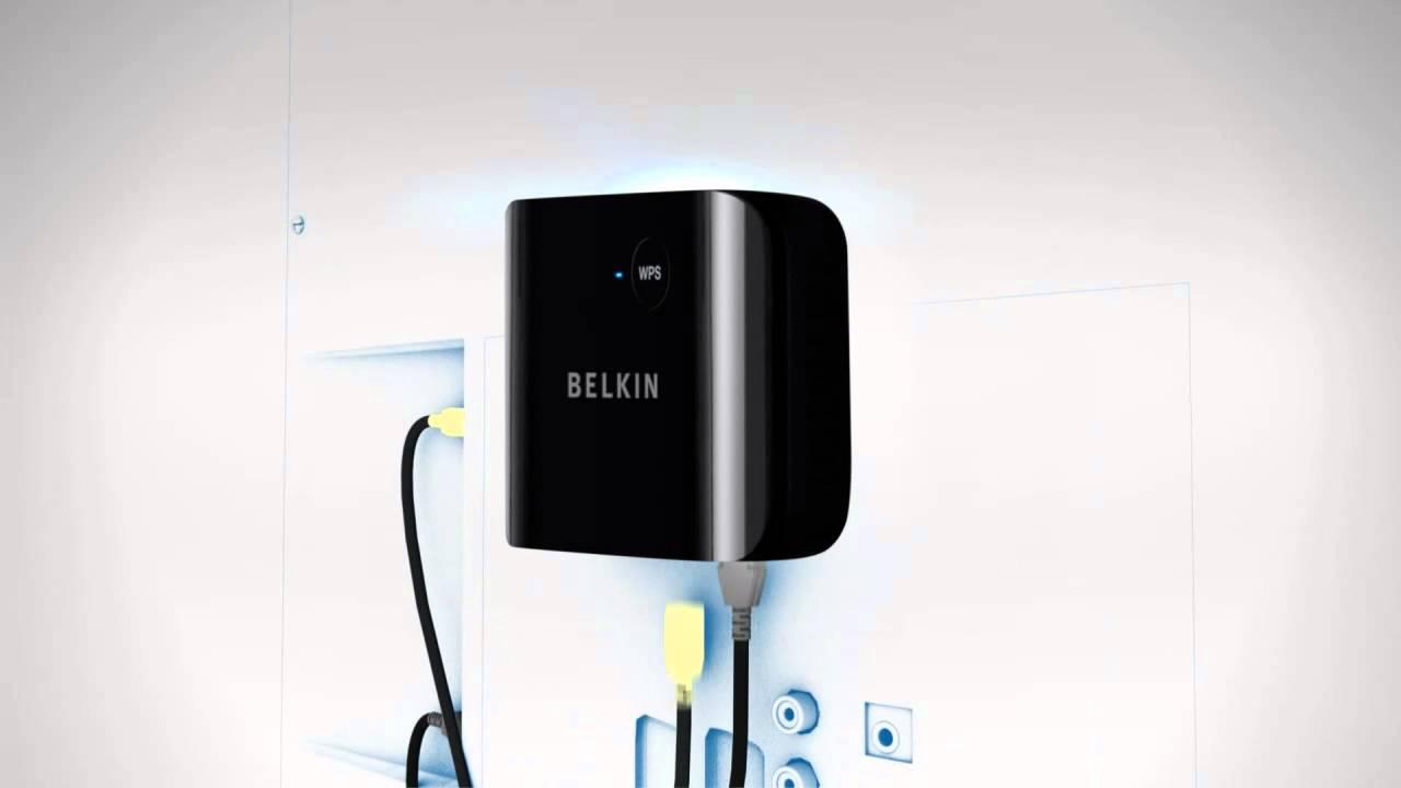 Belkin universal wireless av adapter and universal wireless hdtv belkin universal wireless av adapter and universal wireless hdtv adapter greentooth Choice Image