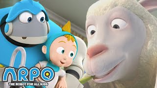Arpo the Robot | Baby Sleepy Time | Best Moments | Funny Cartoons for Kids | Arpo and Daniel