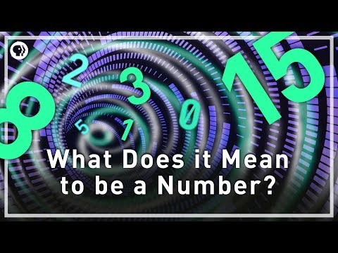 What Does It Mean to Be a Number? (The Peano Axioms) | Infinite Series