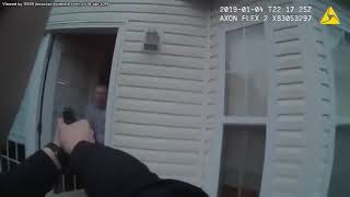 KCSO bodycam footage of officer-involved shooting