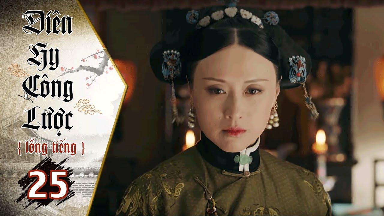 image Diên Hy Công Lược - Tập 25 (Lồng Tiếng) | Phim Bộ Trung Quốc Hay Nhất 2018 (17H, thứ 2-6 trên HTV7)