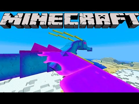 MLP Mythical Creatures Mod Para Minecraft 1.7.10