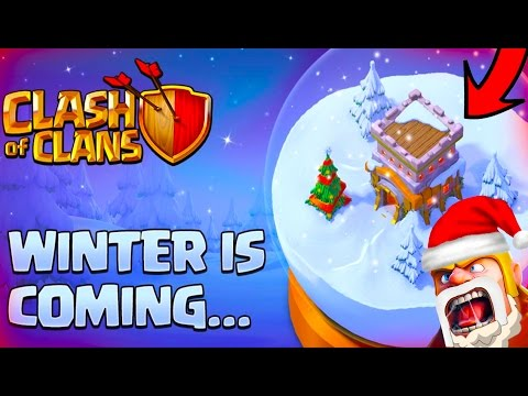 CLASH OF CLANS CHRISTMAS UPDATE IS COMING!