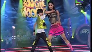 Raja & Mouni thrills all on -Ae Chhori- - Boogie W