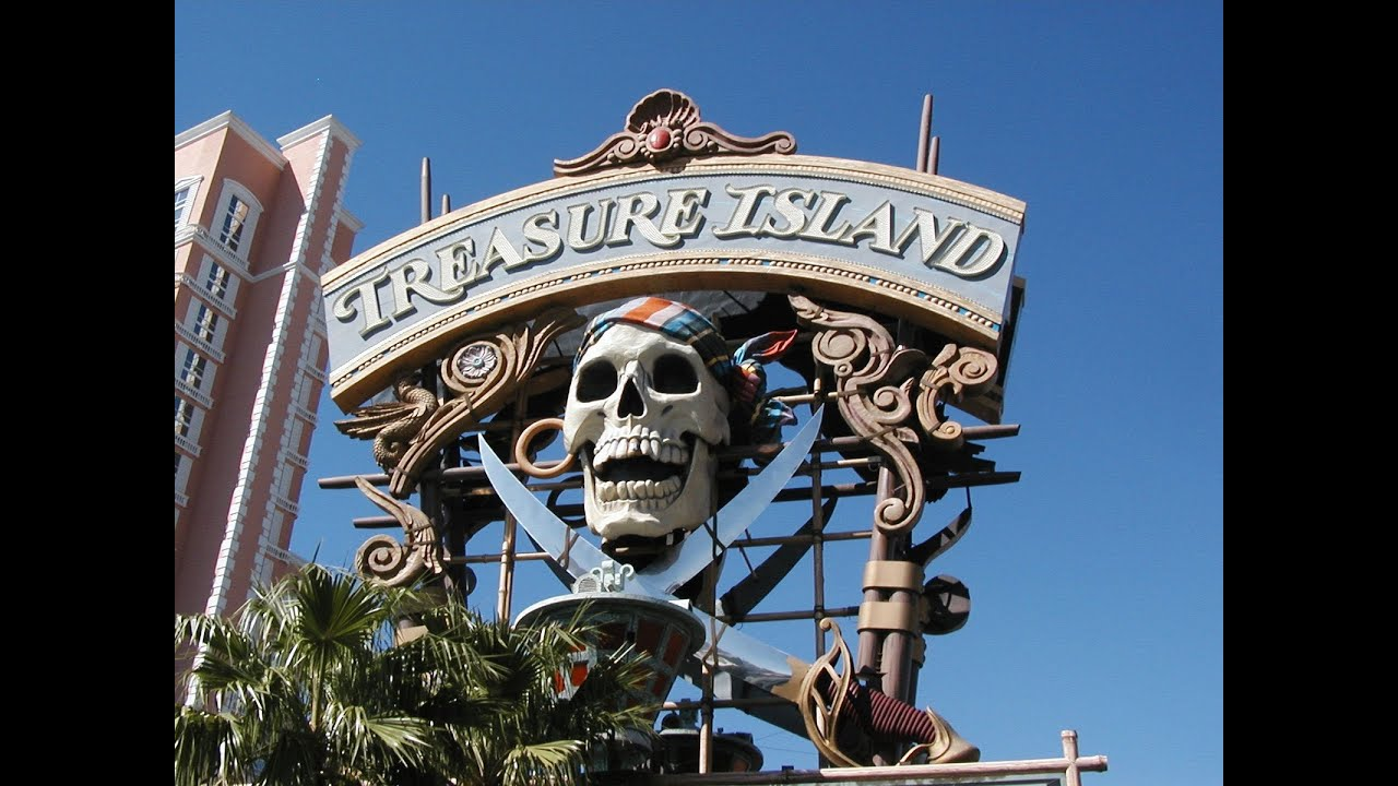 Treasure Island Strip Las Vegas