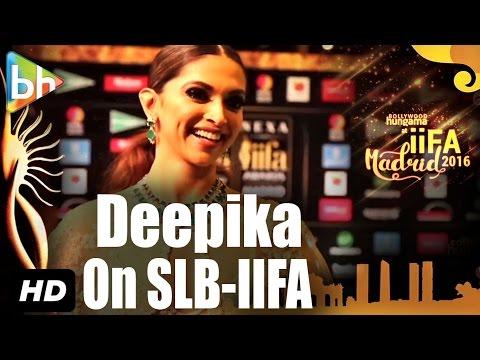 Sanjay Leela Bhansali Should Have Used IIFA To Annouce His Next Says Deepika Padukone