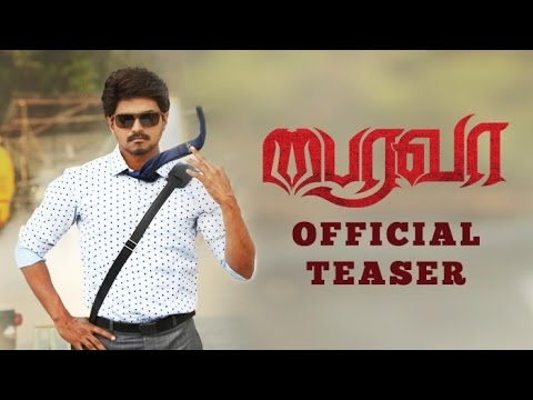 Bhairava Official Teaser  | Vijay, Keerthi Suresh, Comedian Sathish