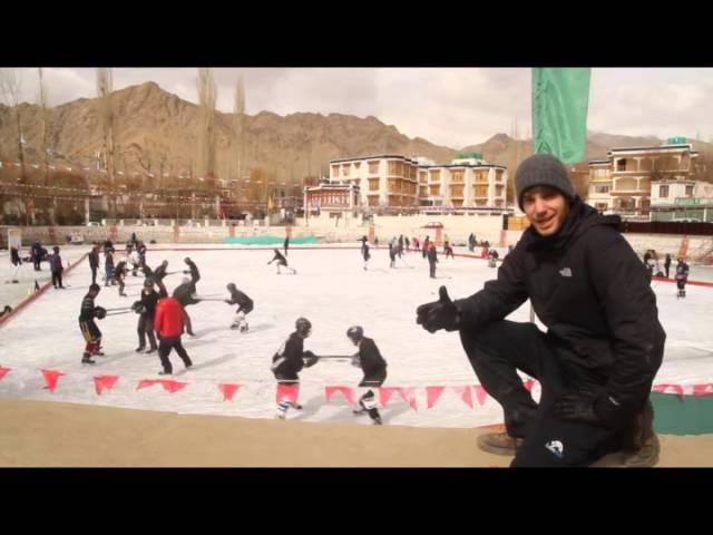 Ice Hockey Ladakh