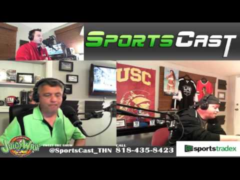 SPORTSCAST: EP. 249 (1-13-16) - FREDDIE COLEMAN ESPN, TEXANS CHEERLEADERS, RAMS IN LA, NFL PICKS