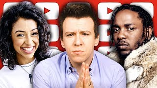 Why People Are Freaking Out About Kendrick Lamar, Set-Up Allegations, Liza Koshy & More thumbnail