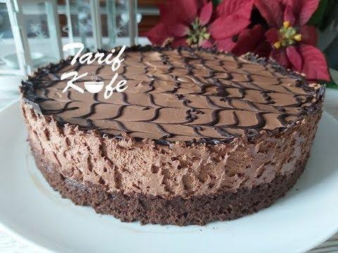 Bildiğiniz Tüm Pasta Tariflerini Unutun :) Kıvamı ve Tadıyla Muhteşem ÇİKOLATALI PASTA