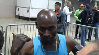 Ageless Bernard Lagat Wins 3000 At 2014 US Indoor Champs