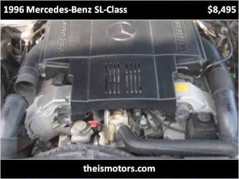 1996 Mercedes-Benz SL-Class Used Cars Cincinnati OH