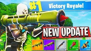Let's try the NEW GUIDED MISSILE! Fortnite ANDROID and SKIN TWITCH in ARRIVO 🔴 Live Fortnite