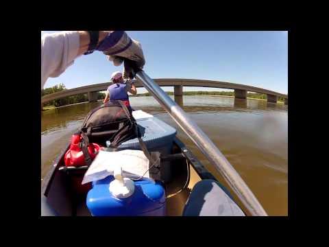 Wisconsin River Canoe Trip