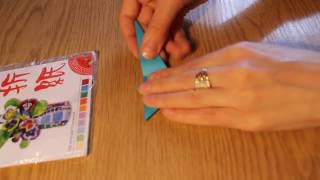 Мышка из бумаги. Mouse of paper(Как сделать мышку оригами своими руками. How to make an origami mouse with their hands. كيفية جعل الماوس اوريغامي بأيديهم., 2016-04-28T04:18:36.000Z)