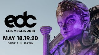 EDC Las Vegas 2018 Official Announcement