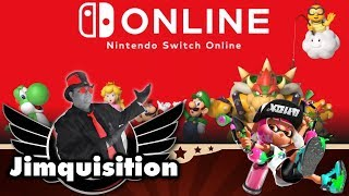 Nintendo Switch Online's Cloud Save Debacle (The Jimquisition)