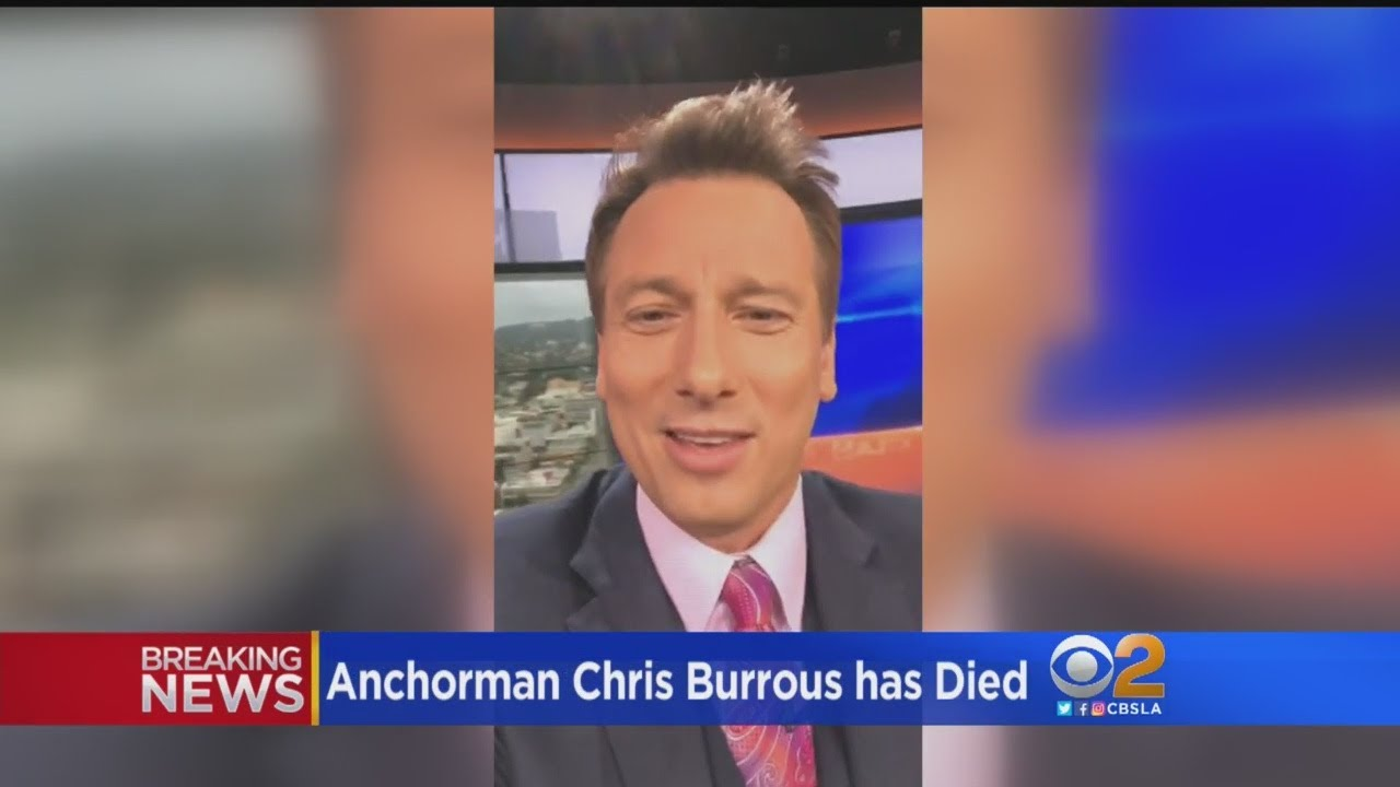 KTLA Anchor Chris Burrous Dies After Being Found Unconscious In Motel Room
