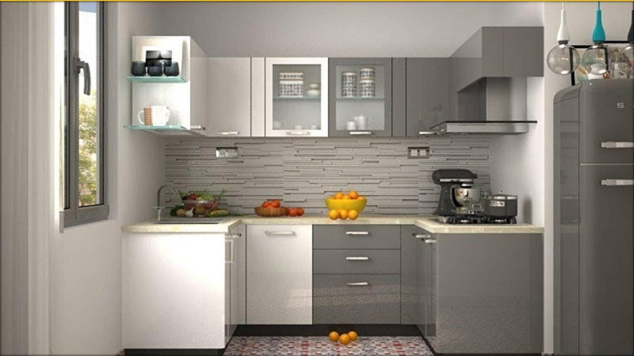 Modern Kitchen Design 2020 ! Latest Modular kitchen ...