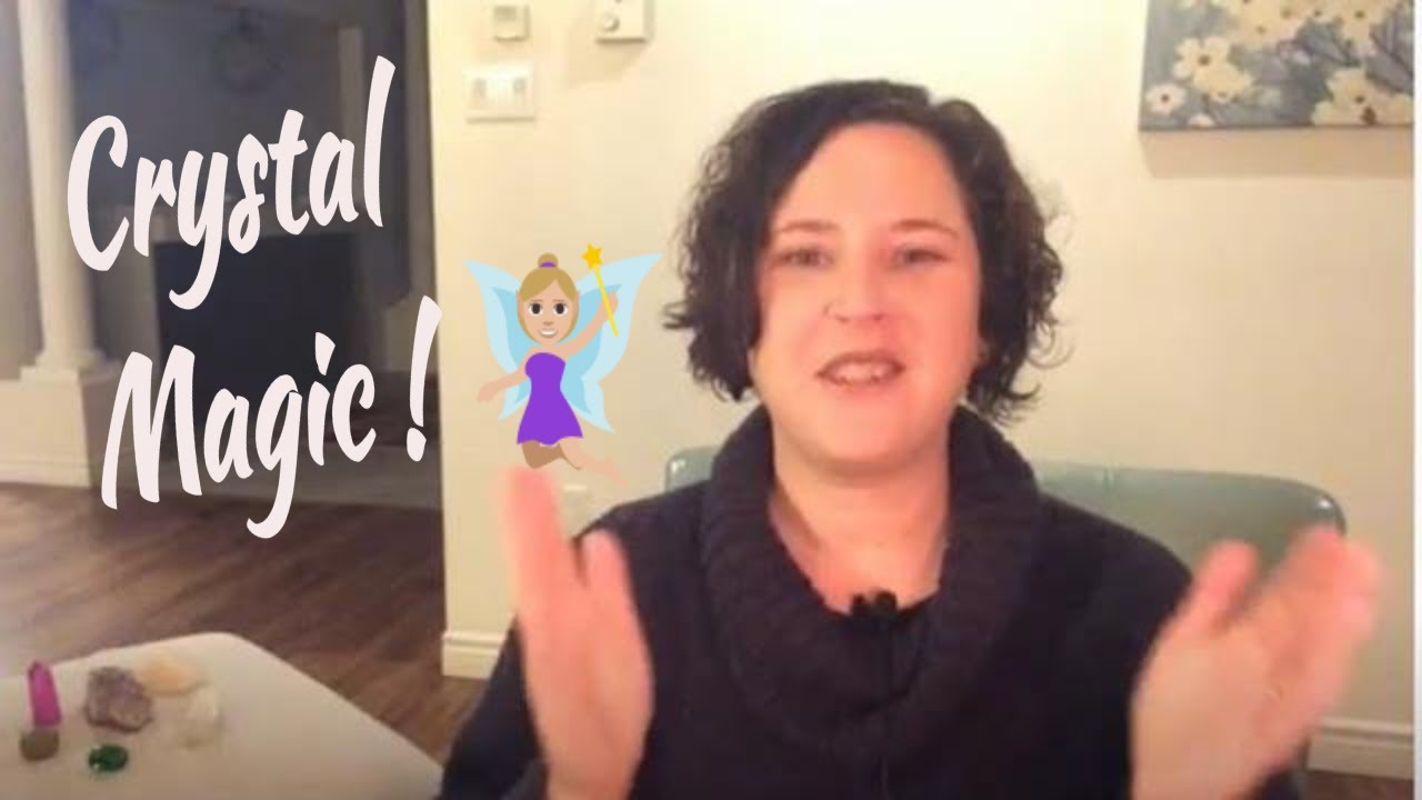 Heal With Crystals ! Fun and Easy ! #empoweredcrystals #crystals #crystalmagic #crystalhealing