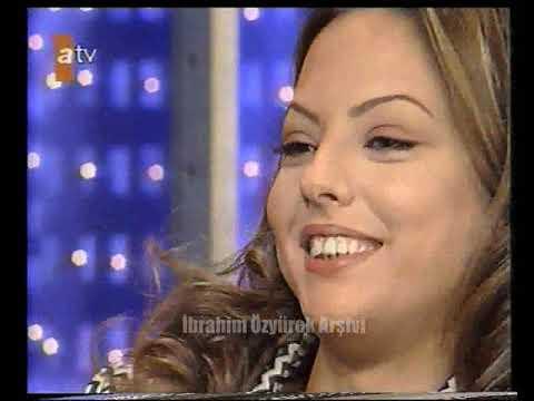 Ebru Gündeş'in, Kerem Alışık'ı Sibel Turnagöl'den nasıl kıskandığına hayret edeceksiniz (1998)