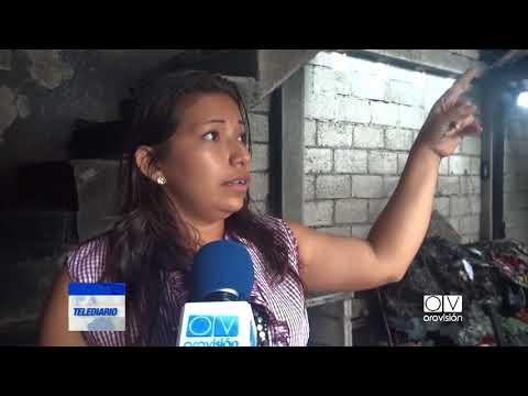 Incendio en parroquia Puerto Bolívar | Telediario | Orovisión