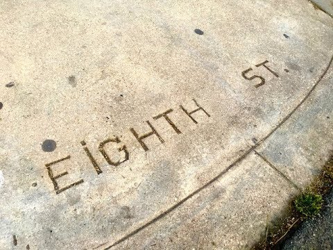 Hidden History Of Huntington Beach #11 - Another Secret In The Sidewalk