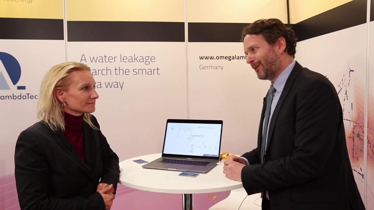 InnoEnergy TBB – Rene Fassbender, CEO, OmegaLambdaTec