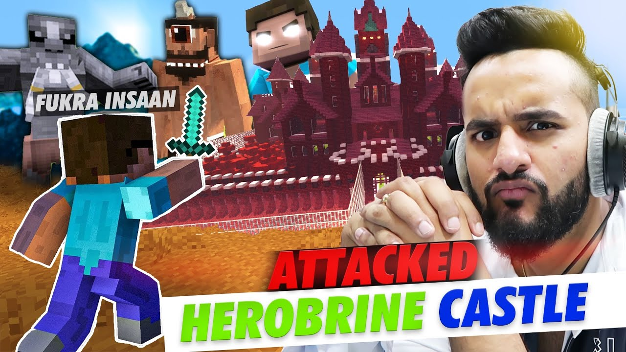 Ending HEROBRINE But IT was just the BEGINNING !! (EP#7 )