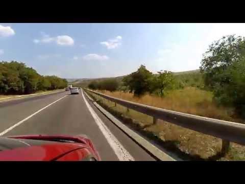 Traveling around Chișinău - Capital of Moldova