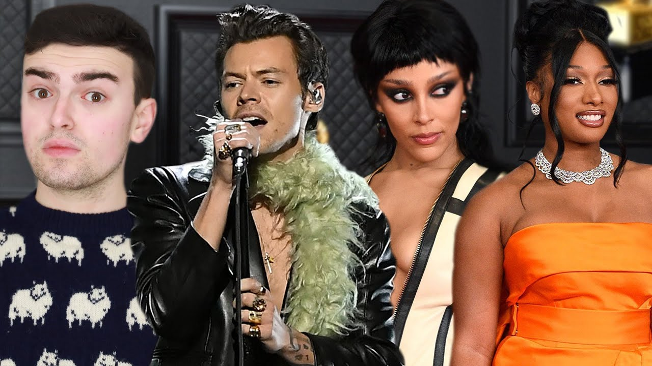 Grammys 2021 Fashion Roast (Let's Address Doja Cat & Harry Styles)