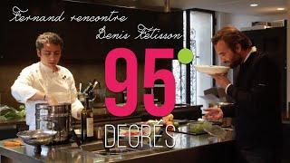 """95° - Fernand à la conquête des chefs ! - Restaurant """"L"""
