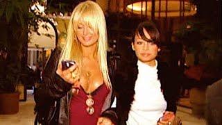 Paris Hilton And Nichole Richie Get Dinner Together  [2006]