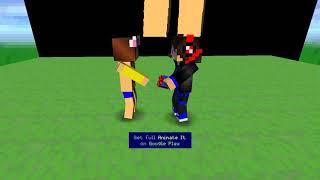 Proses pembuatan animasi romantis nya Rohid game dan pacar barunya part3