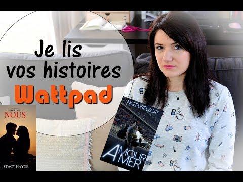 Je lis VOS HISTOIRES WATTPAD : Amour Amer / Si c'était nous