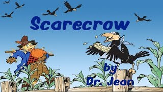 Scarecrow (Stand up and stretch out your arms like a scarecrow. Tel...
