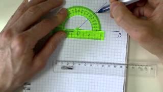 Геометрия, Атанасян, задача 44