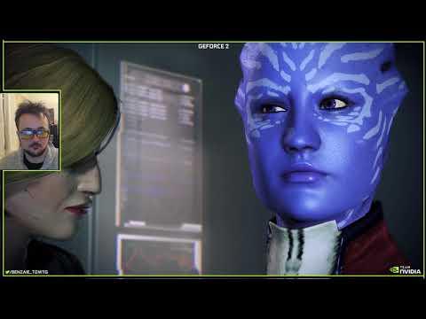 Le seul Chinois de L'Espace   Mass Effect 3 #37 Benzaie Live