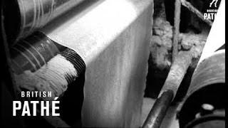 Weaving Linen 1940 1949