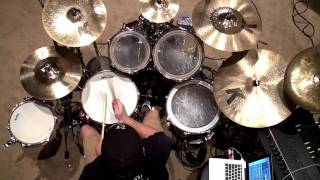 Salvation is Here - Hillsong United Drum Cover HD