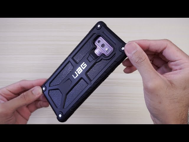 UAG Monarch Case for the Samsung Galaxy Note 9!